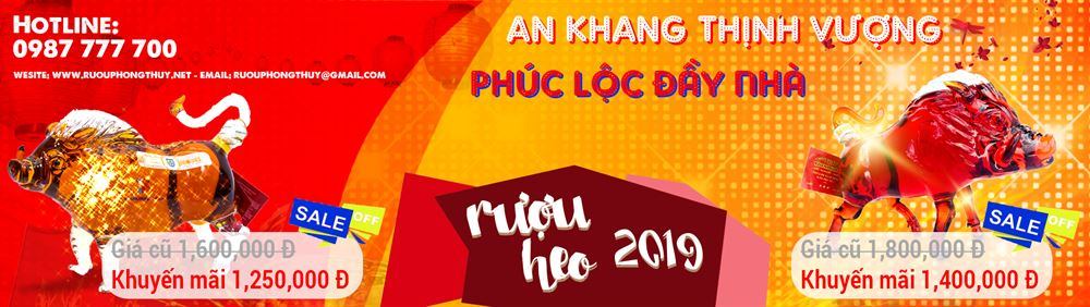 banner ruou heo 2019
